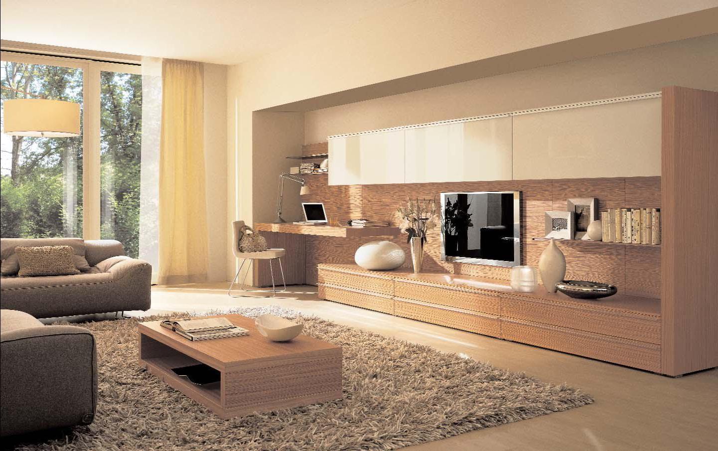 Disposition des meubles dans le salon
