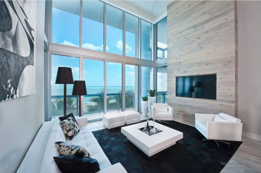 Option comment organiser les meubles dans le salon