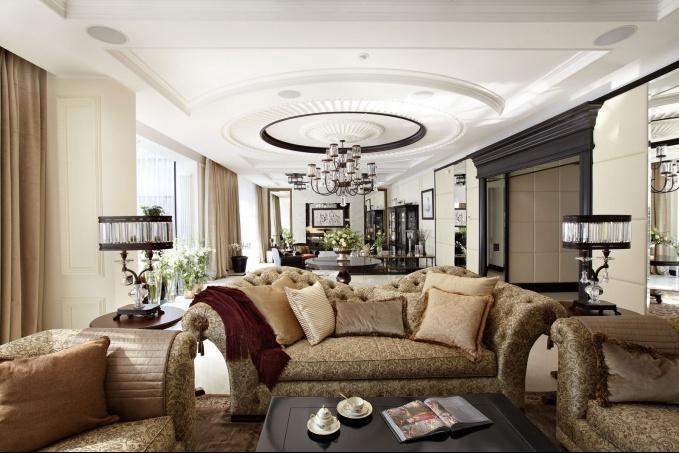 Option salon symétrique