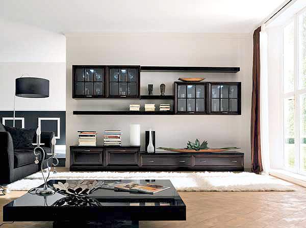 Comment choisir la couleur du mur de meubles