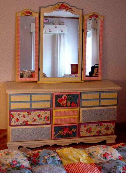 Reconstruction de meubles