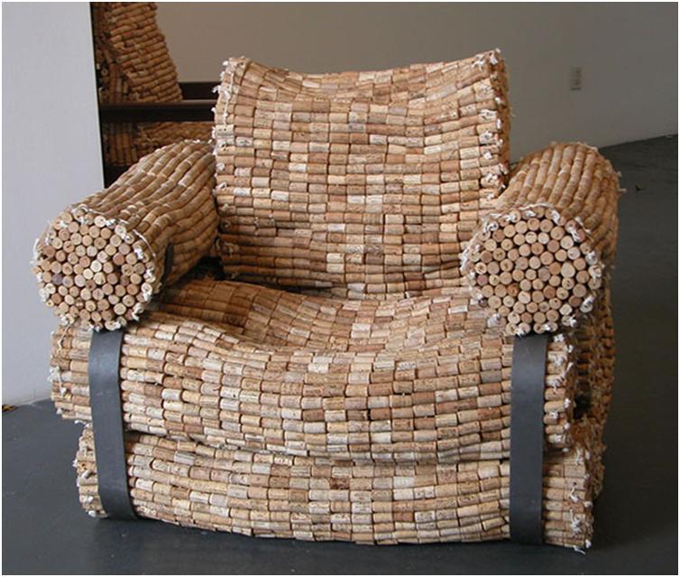 Grande chaise originale