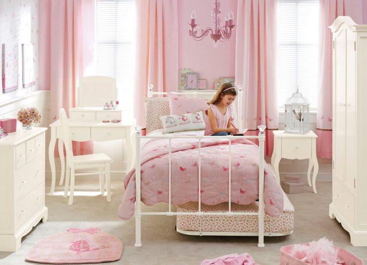 Chambres d'enfants pour filles