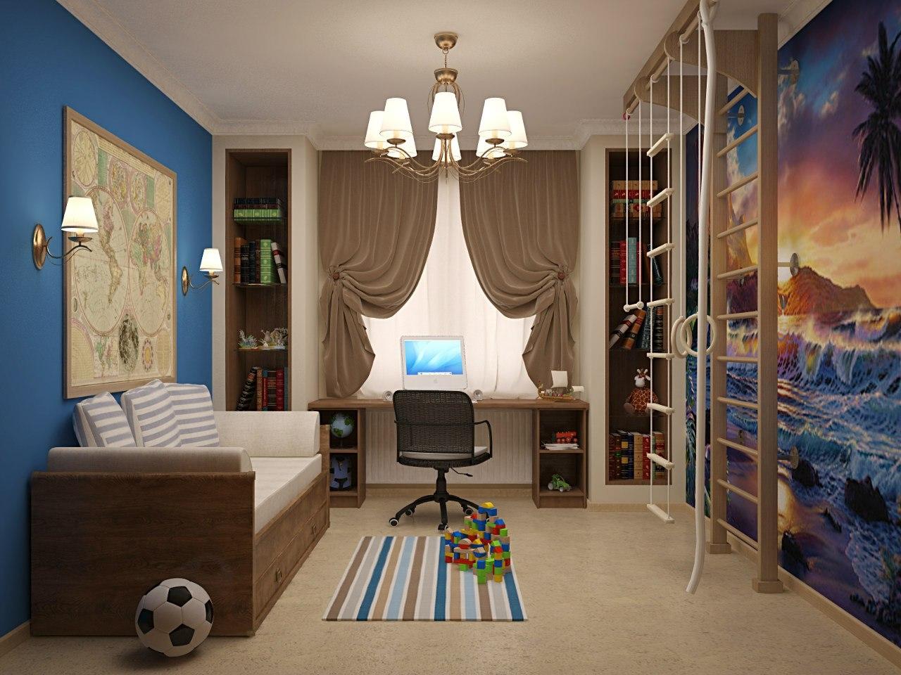 Concevoir une chambre pour un enfant en 2018