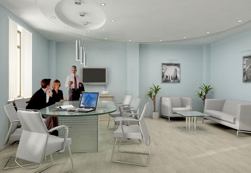 La conception des bureaux est le visage de l'entreprise