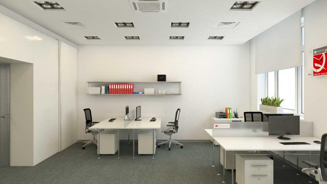 Conception de bureaux - ce qui devrait être