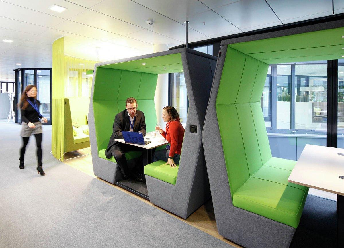 Comment concevoir un design de bureau de manière moderne