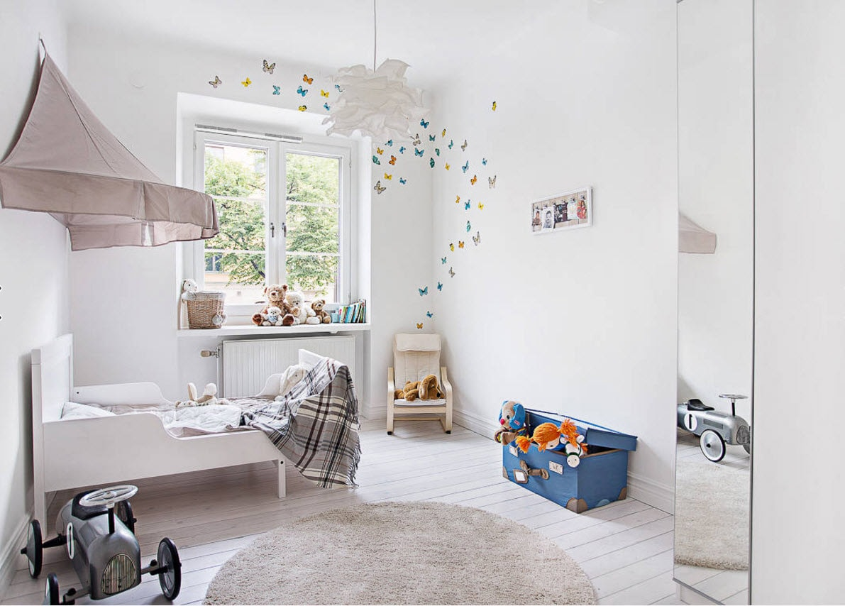 Chambre pour un petit garçon