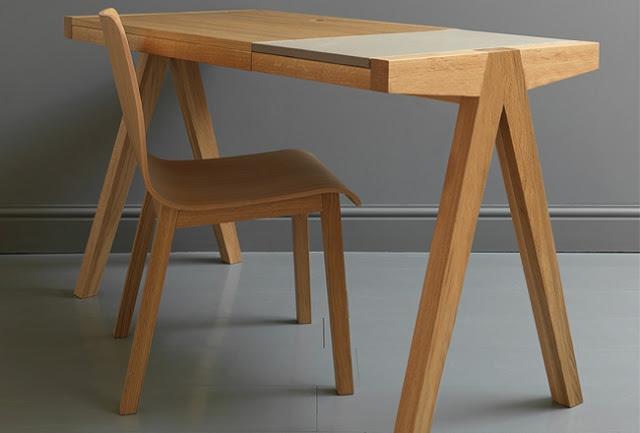 Bureau moderne minimaliste