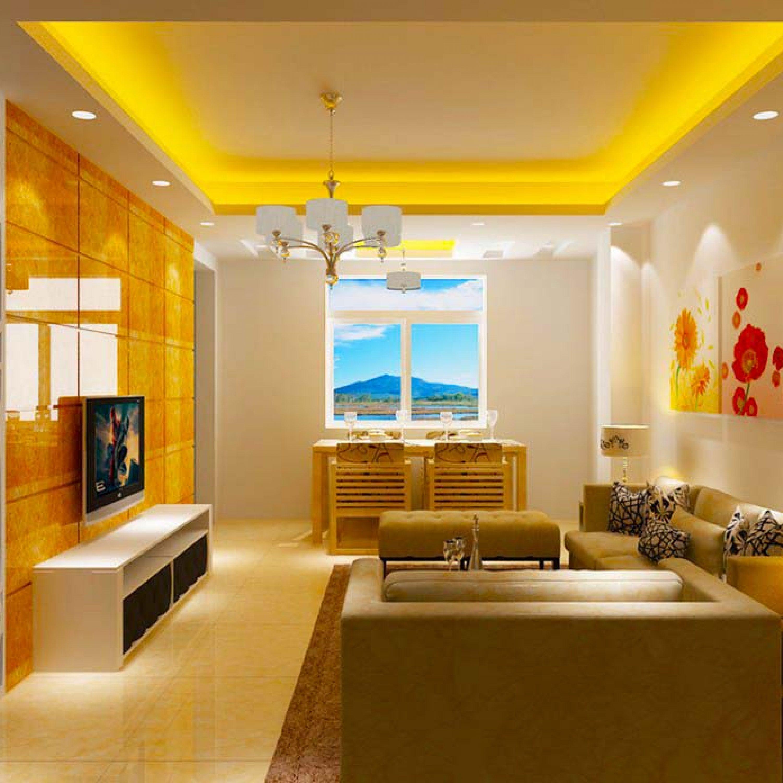 Éclairage jaune