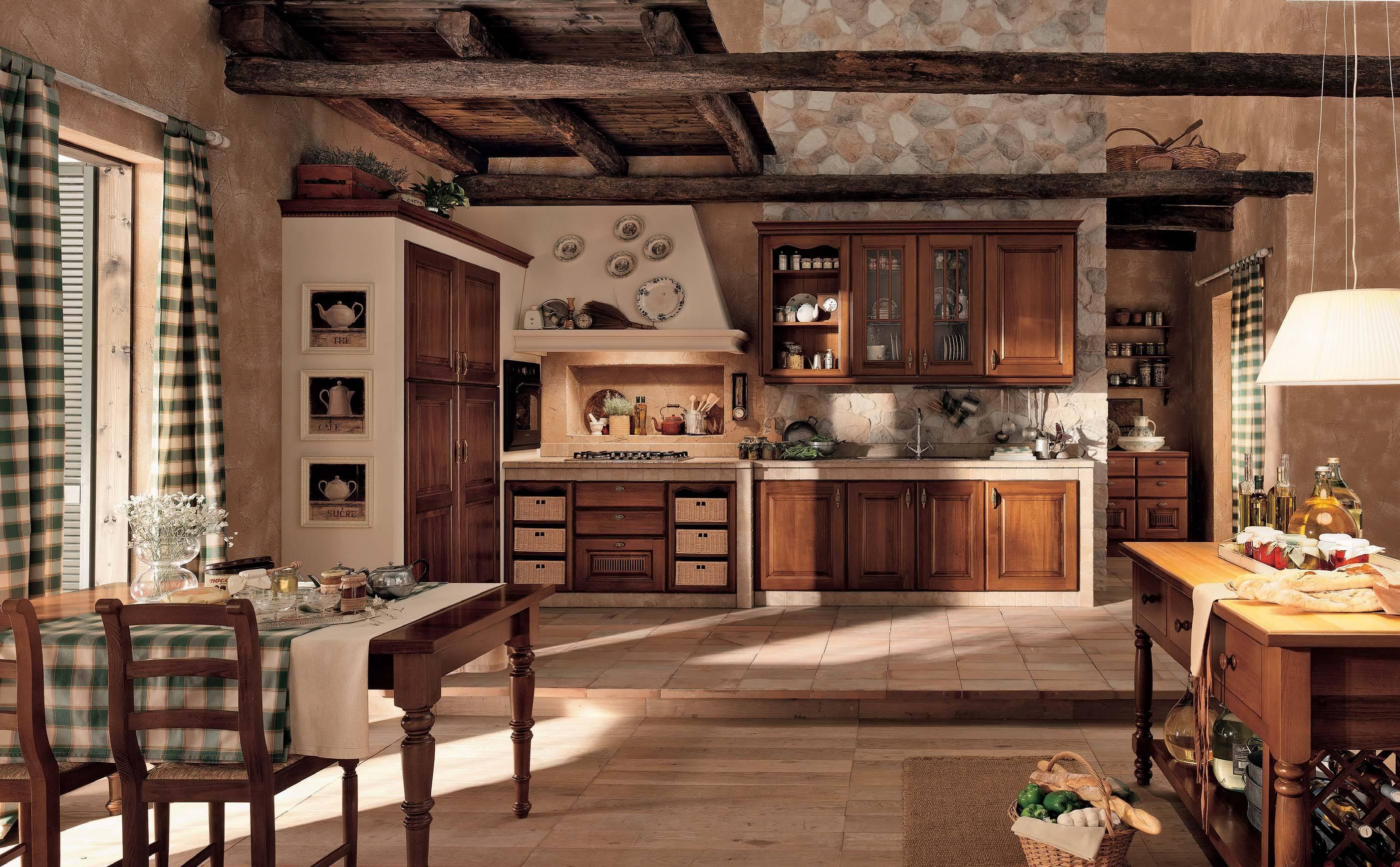 L'utilisation de meubles en bois massif