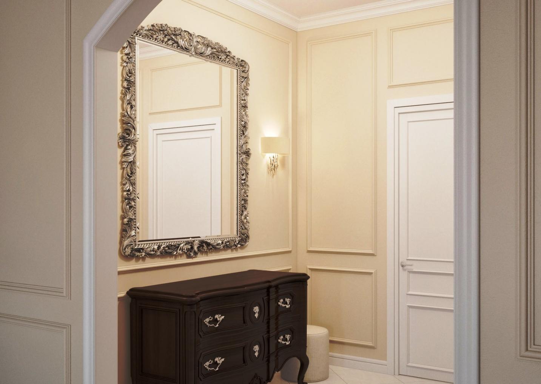 L'utilisation de miroirs à l'intérieur