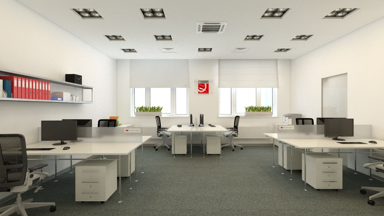 Exemples de projets de bureaux créés