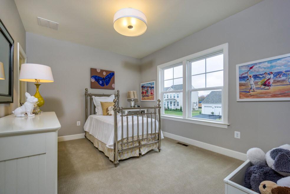 Chambre spacieuse avec un intérieur agréable