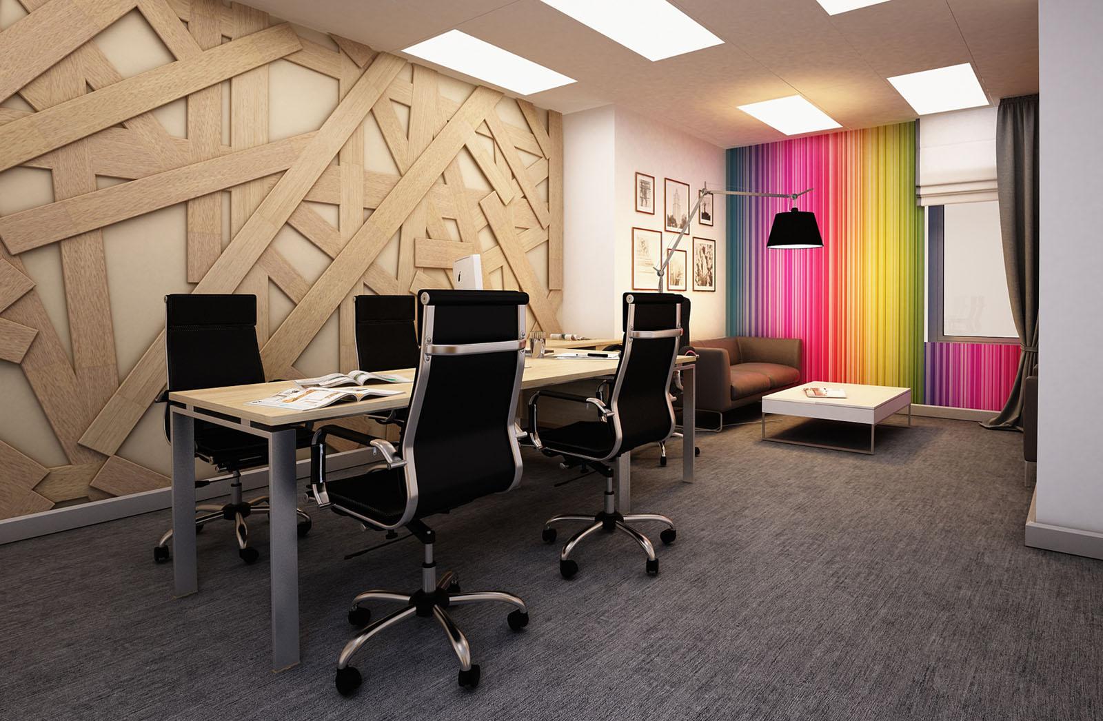 Les éléments lumineux pour le bureau seront populaires en 2018