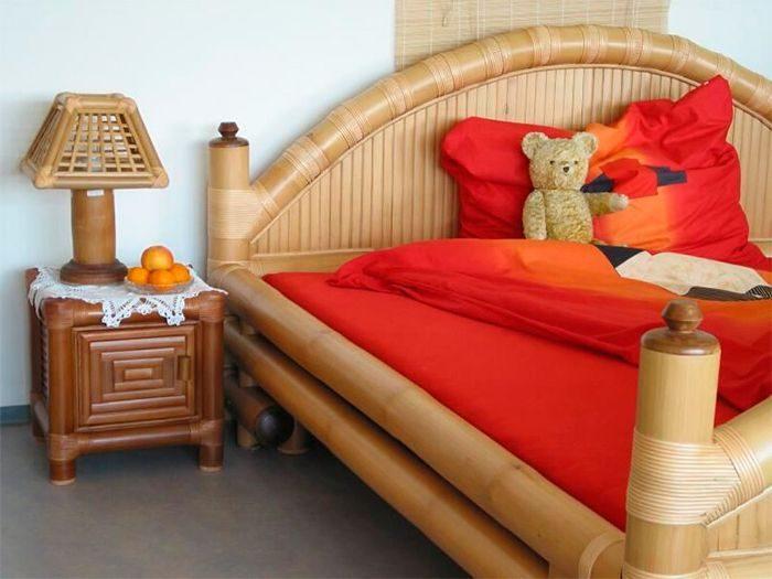 Les meubles et accessoires en bambou sont exceptionnellement pratiques et décoratifs.