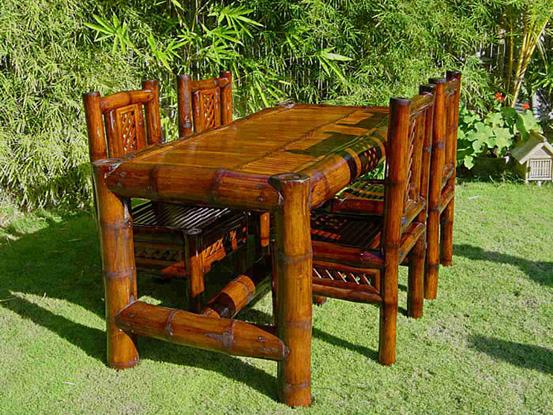 Articles créatifs en bois et bambou