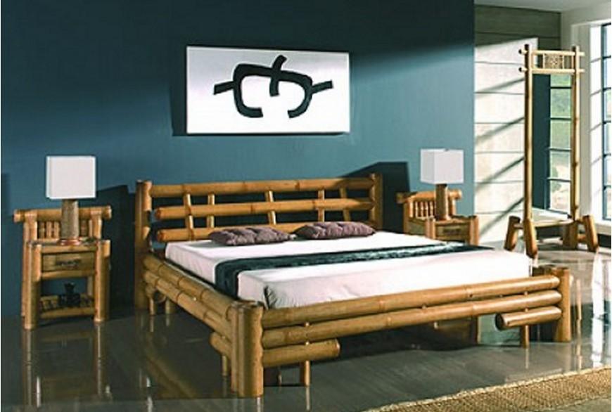 Les meubles en bambou comme moyen de faire ses preuves