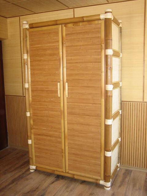 Meubles en bambou
