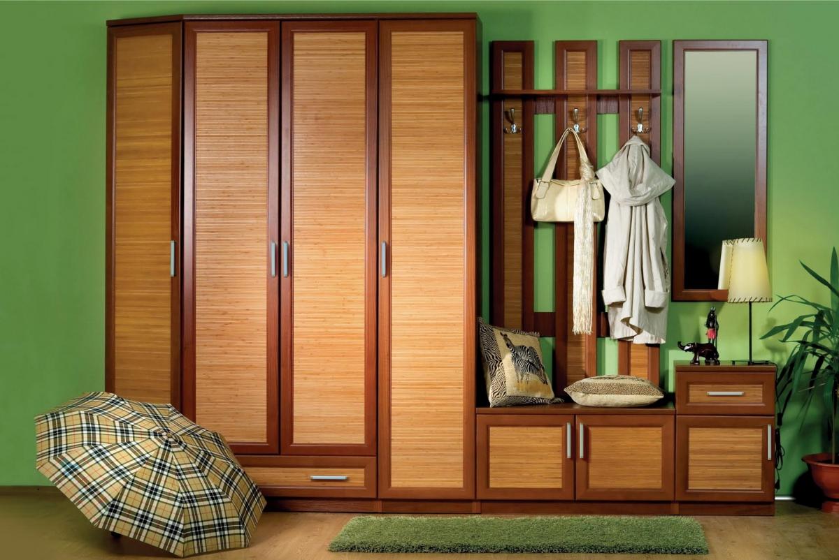 Les meubles en bambou sont durables