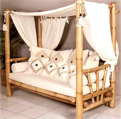 Revivez l'intérieur avec du bambou