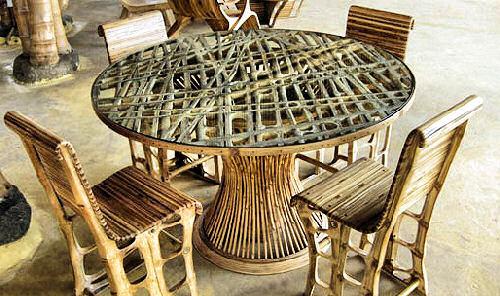 Prendre soin des meubles en bambou
